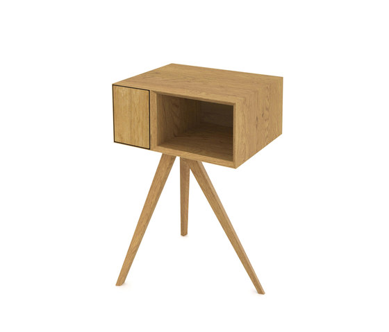 Incunabular Side Table de Invisible City | Mesas auxiliares