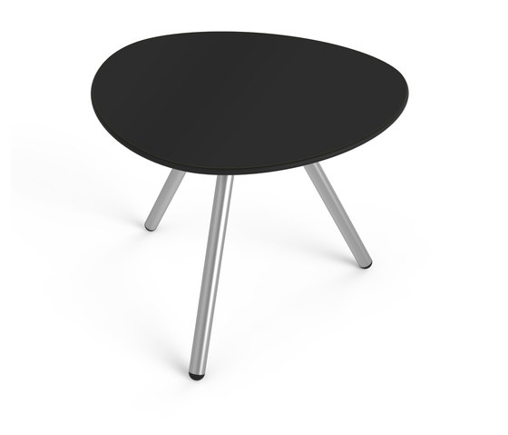 Little Low a-Lowha D60-H45, side table di Lonc | Tavolini alti
