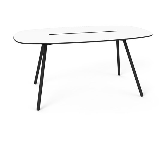 Long Board a-Lowha 160x95, dinner/conference table di Lonc | Tavoli pranzo
