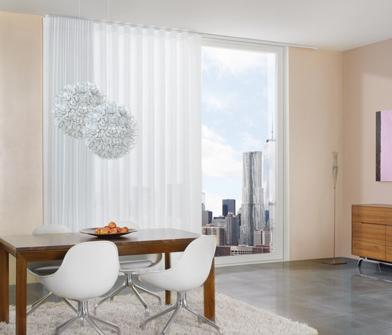 Electric Curtain Tracks SG 5100 by Silent Gliss   Electric systems
