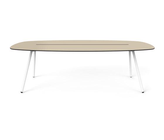 Long Board a-Lowha 240x110, dinner/conference table di Lonc   Tavoli pranzo