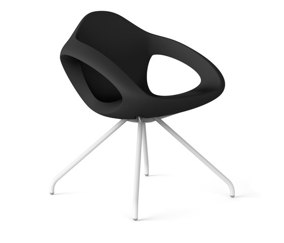 Easer, chair by Lonc | Restaurant chairs