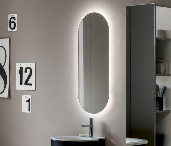 Atollo AL543 by Artelinea | Bath mirrors