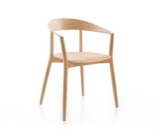 Mito Stuhl von conmoto | Stühle