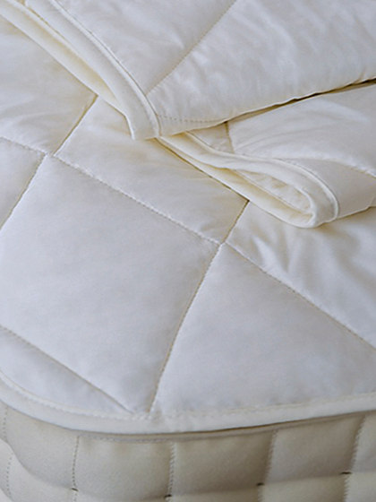 Accessories - Mattress Protector by Vispring | Mattress toppers
