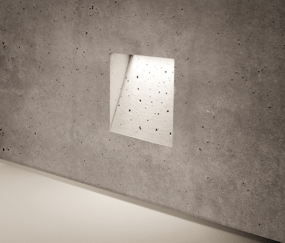 Ghost square by Simes | LED lights