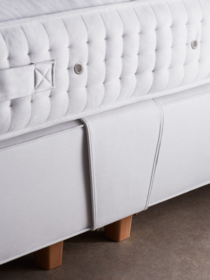Options - Divan mantle by Vispring | Bed covers / sheets