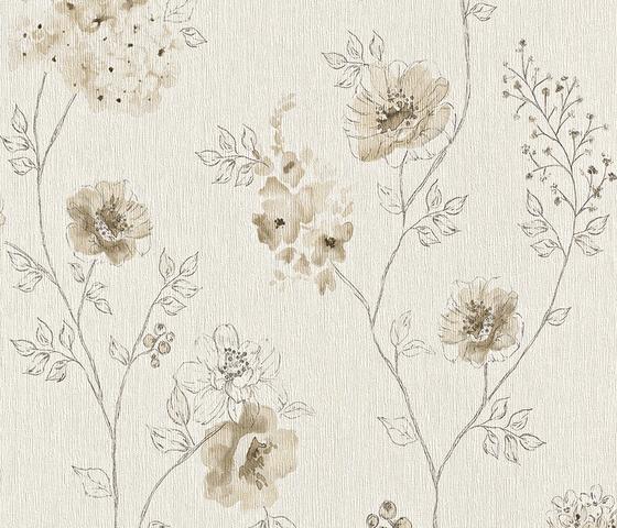 Amélie 573411 by Rasch Contract | Drapery fabrics
