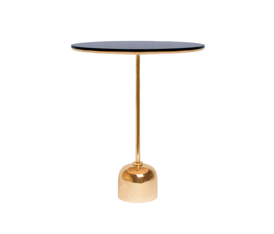 Tray It - Side Table - brass by Stabörd | Side tables