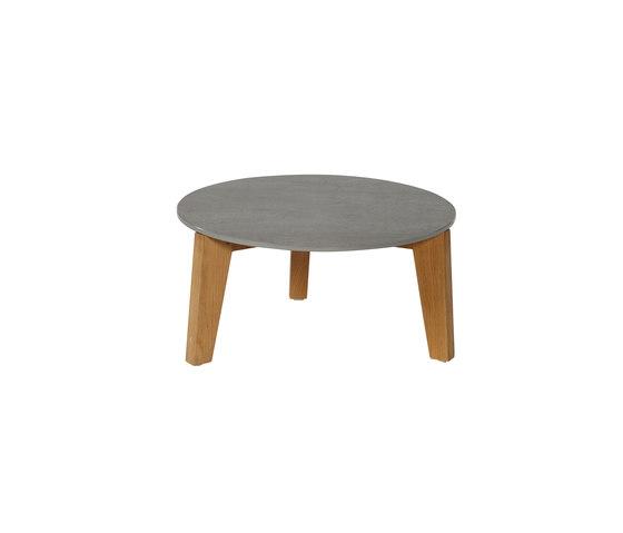Attol Ceramic Side Table de Oasiq | Mesas auxiliares