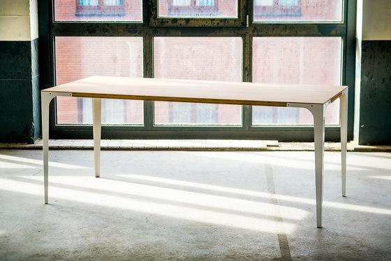 Hop   Table de Jo-a   Bureaux individuels