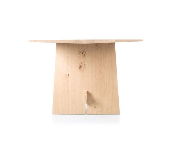 Tension Solid Oak table di conmoto | Tavoli pranzo