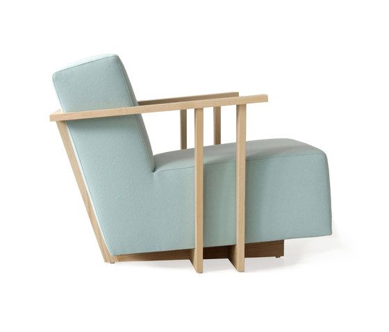 F2 Armchair by Neil David | Lounge chairs