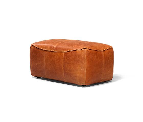 Vasa footrest 85x45 by Jess | Poufs