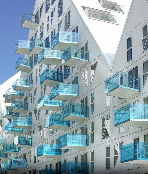 Vanceva | Balconies by Vanceva | Balustrades / Handrails
