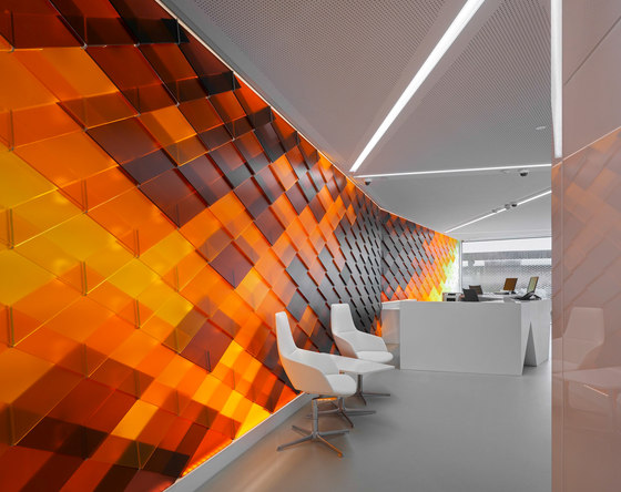Vanceva | Glass Partitions di Vanceva | Sistemi di pareti divisorie