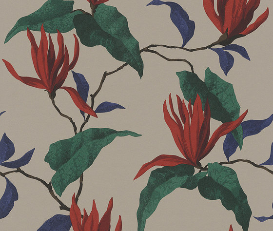 Sophie Charlotte 440430 de Rasch Contract | Revestimientos de paredes / papeles pintados