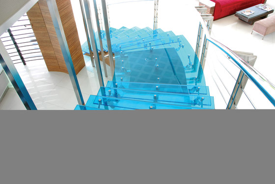 Vanceva | Glass stairs by Vanceva | Staircase systems