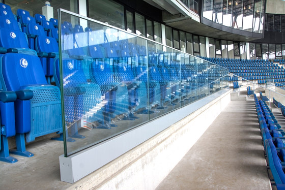 Saflex | Railing/balustrades de Vanceva | Vidrios laminados