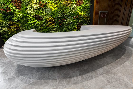 Reception desk by AMOS DESIGN | Counters