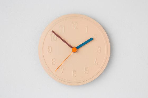 Alu Alu wall clock de Richard Lampert | Clocks