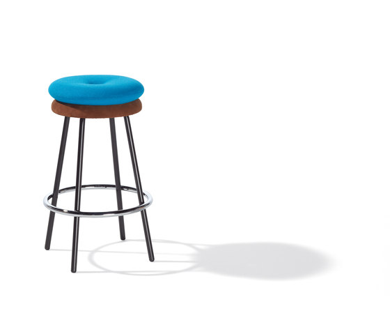 Big Tom bar stool di Richard Lampert | Sgabelli bancone