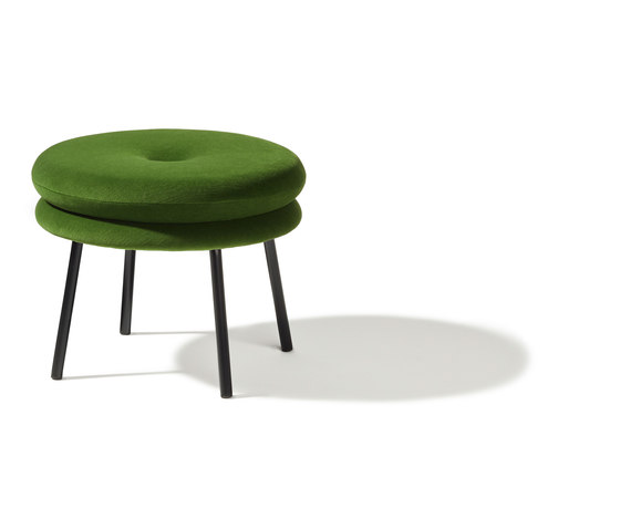 Little Tom stool di Richard Lampert | Pouf