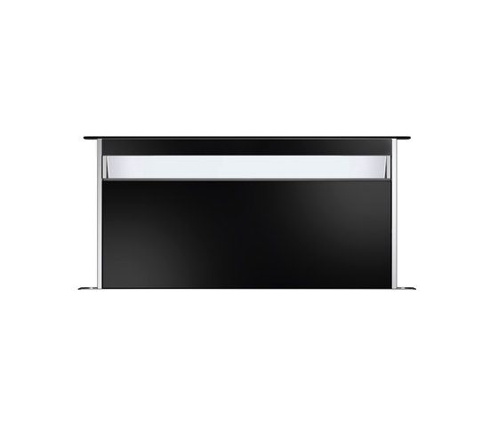 Frames By Franke Hood FS DW 866 XS BK Stainless Steel-Glass Black by Franke Kitchen Systems | Kitchen hoods