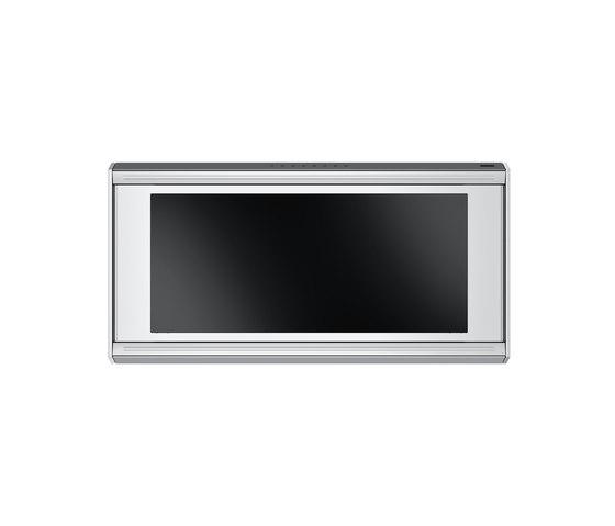 Frames by Franke Hood FS TS 906 I XS BK Stainless Steel-Glass Black by Franke Home Solutions | Kitchen hoods