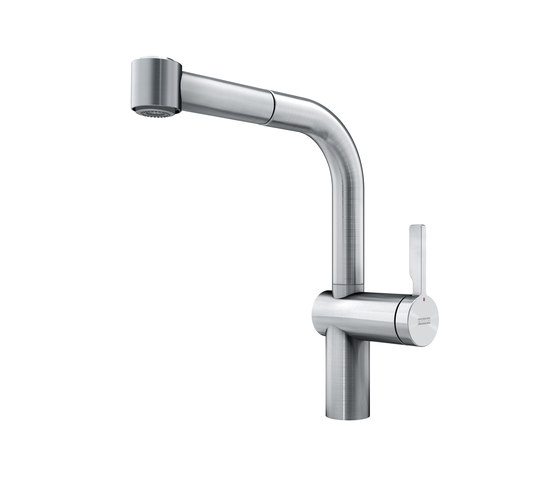 Frames by Franke Pull Out Spray - FS SL SW SS Stainless Steel by Franke Kitchen Systems | Kitchen taps