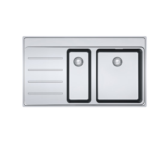 Frames by Franke Sink FSX 251 TPL Stainless Steel by Franke Home Solutions   Kitchen sinks