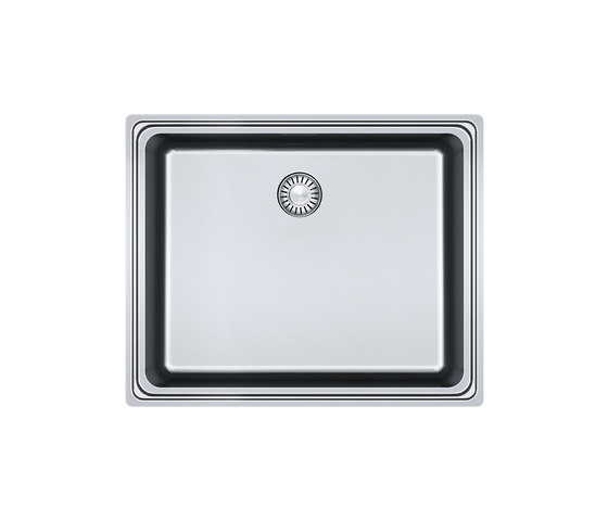 Frames by Franke Sink FSX 210 Stainless Steel by Franke Kitchen Systems | Kitchen sinks
