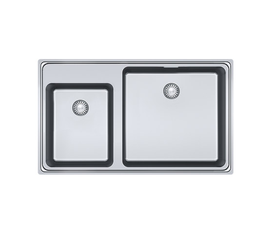 Frames by Franke Sink FSX 220-86 TPL Stainless Steel by Franke Kitchen Systems | Kitchen sinks