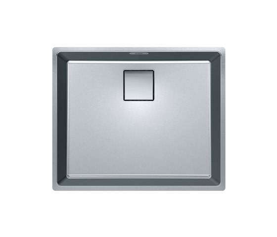Centinox Sink CMX 110 50 Stainless Steel by Franke Home Solutions | Kitchen sinks