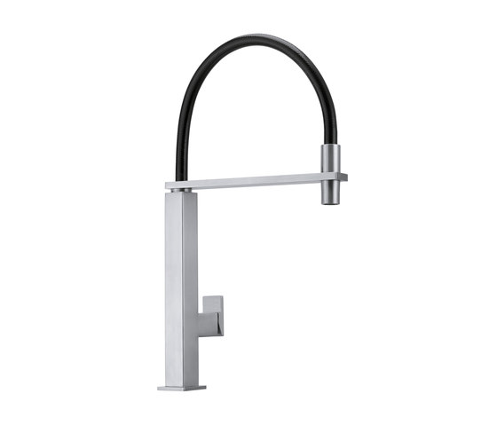 Centinox Fitting Pull Out Nozzle Stainless Steel by Franke Home Solutions | Kitchen taps
