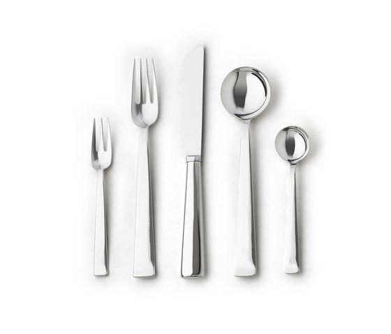 Josef Hoffmann – Cutlery No.135 by Wiener Silber Manufactur | Cutlery