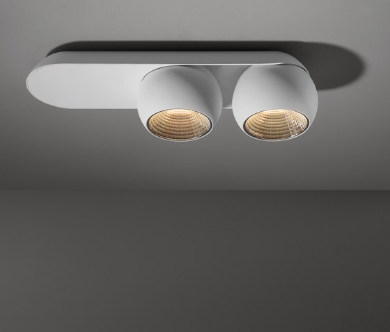 Marbul by Modular Lighting Instruments | Ceiling-mounted spotlights