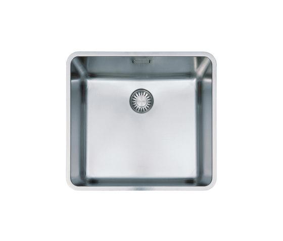 Kubus Sink KBX 110 45 Stainless Steel de Franke Kitchen Systems | Fregaderos de cocina