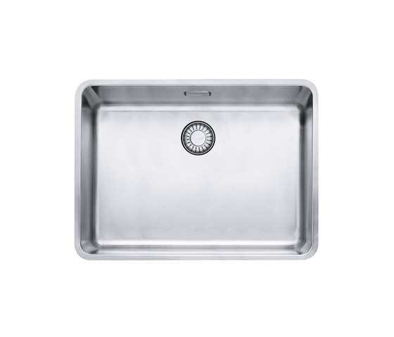 Franke Sinks Price List : KUBUS SINK KBX 110 55 STAINLESS STEEL - Kitchen sinks from Franke ...