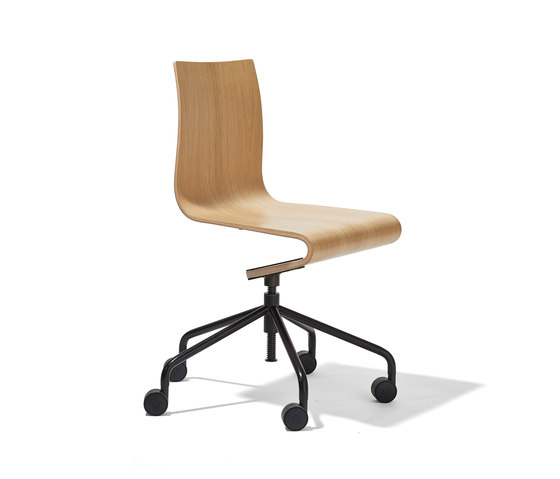 Seesaw working chair di Richard Lampert | Sedie ufficio