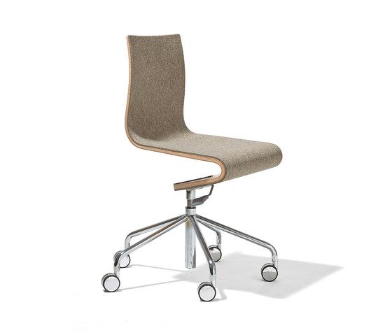 Seesaw working chair di Richard Lampert | Sedie ufficio