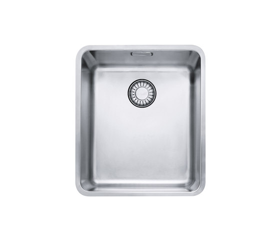 Kubus Sink KBX 110-34 Stainless Steel by Franke Kitchen Systems | Kitchen sinks