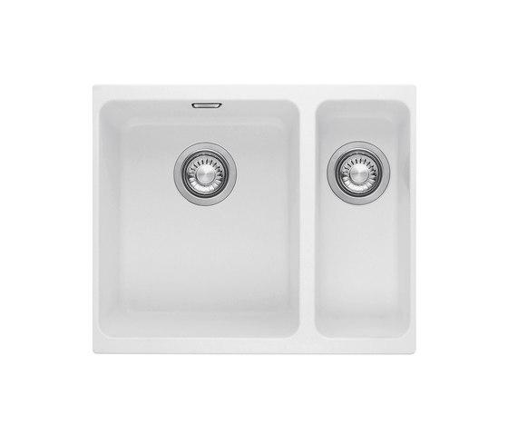 Kubus Sink KBG 160 Fragranite + Glacier by Franke Kitchen Systems | Kitchen sinks