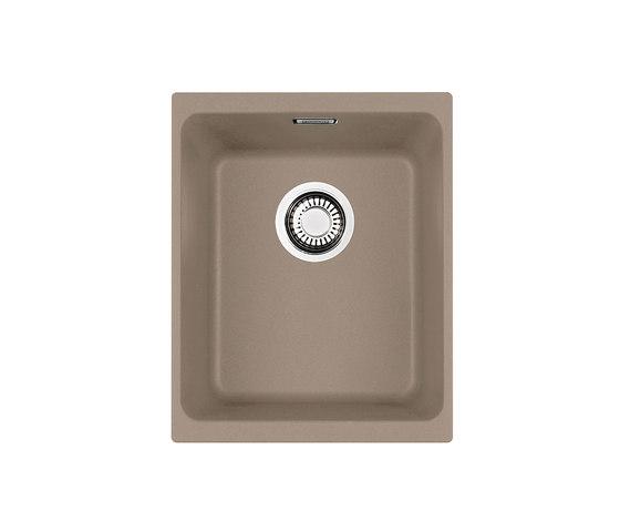 Kubus Sink KBG 110-34 Fragranite + Cashmere by Franke Kitchen Systems | Kitchen sinks