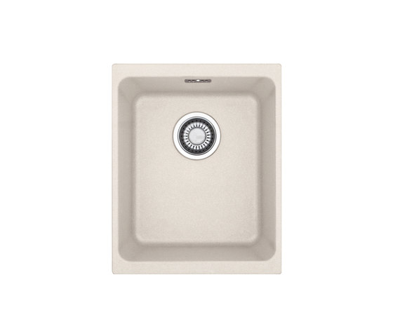 Kubus Sink KBG 210-37 Fragranite + Beige by Franke Kitchen Systems | Kitchen sinks