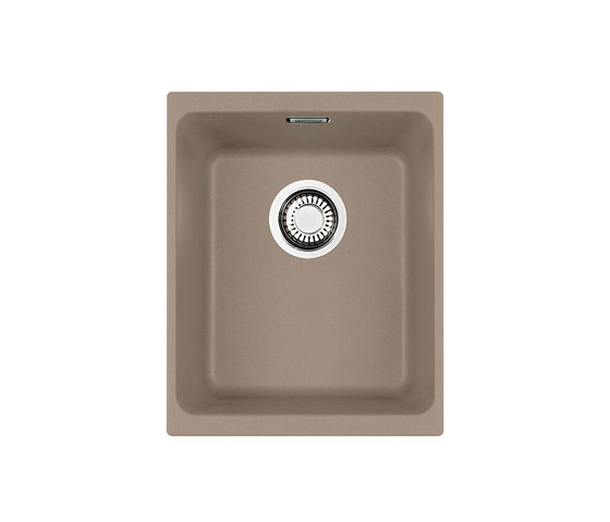 Kubus Sink KBG 210-37 Fragranite + Cashmere by Franke Kitchen Systems | Kitchen sinks