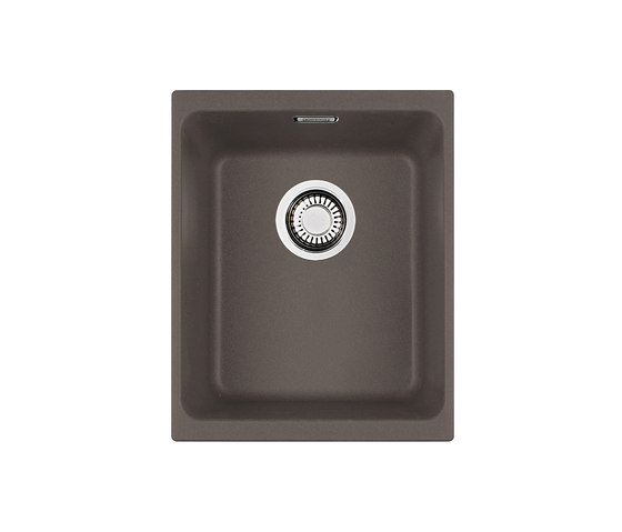 Kubus Sink KBG 210-37 Fragranite + Umbra by Franke Kitchen Systems | Kitchen sinks