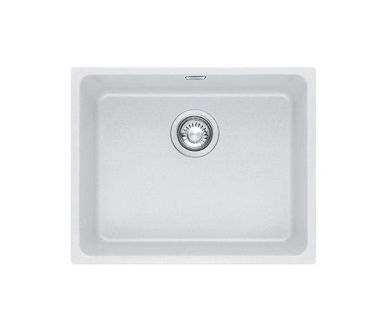 Kubus Sink KBG 210-53 Fragranite + Glacier by Franke Kitchen Systems   Kitchen sinks