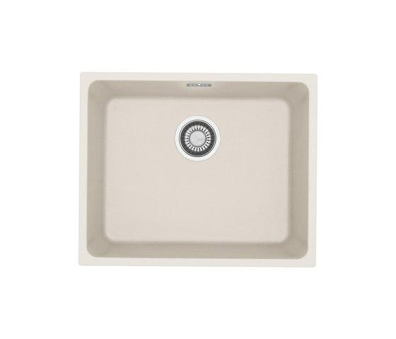 Kubus Sink KBG 210-53 Fragranite + Beige by Franke Kitchen Systems | Kitchen sinks