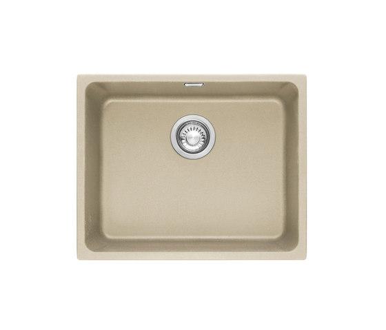 Kubus Sink KBG 210-53 Fragranite + Sahara by Franke Kitchen Systems | Kitchen sinks